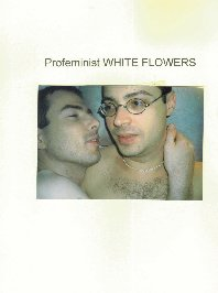 Profeminist WHITE FLOWERS